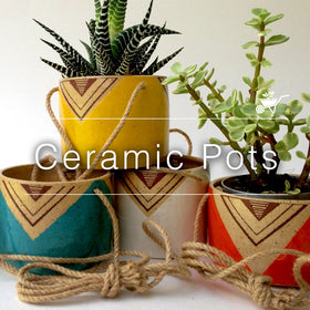 Buy Flower Pots Amp Planters Online In India Mybageecha
