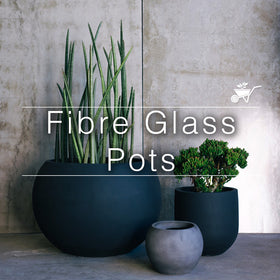 Fiber Glass Pots