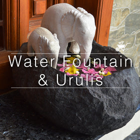Fountain & Urulis