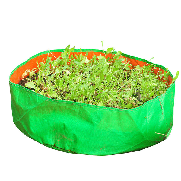 Round Grow Bags for Spinach & Herbs
