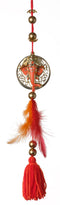 Traditional 3D Ganesh Car Hanging Dream Catcher