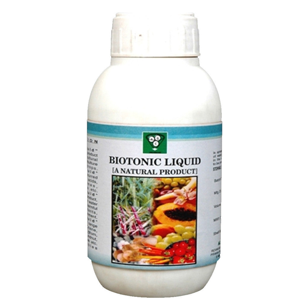 Biotonic Liquid - Natural Seaweed Extracted Product Garden Essentials myBageecha - myBageecha