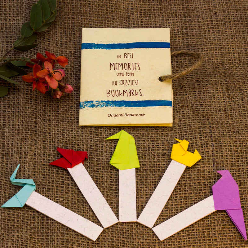 Book Marks - Origami