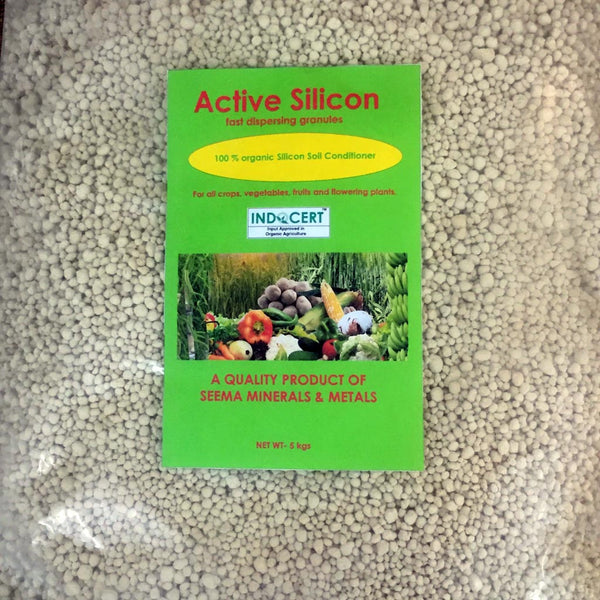 Active Silicon-Soil Conditioner & Booster