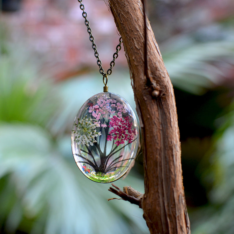 Blushing Meadows Necklace