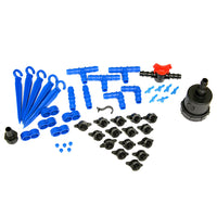 Jain Terrace Drip Kit for 60 pots Garden Essentials myBageecha - myBageecha