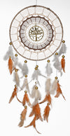 Dream Catcher  Golden Healing Tree