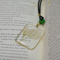 Enclosed Ease Bookmark