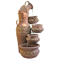 Traditional Pots Water Fountain