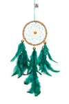 Dream Catcher  Green and Jute (Small)
