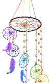 Dream Catcher  Rainbow Spiral