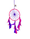 Dream Catcher Pink and Purple  (Medium)