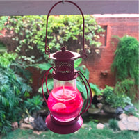 Decorative Gel Lantern Candle