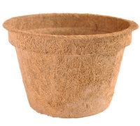 Ribbed Coco Pot Garden Essentials myBageecha - myBageecha