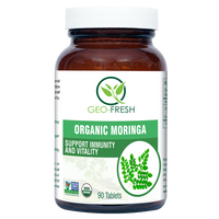 Organic Moringa Tablet 500mg (90 Tablet)