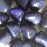 Blue Pebble