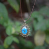 Azure Fantasia Necklace