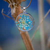 A Briny Splash Necklace