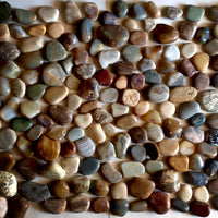 River Agate Mix - Polished Pebble Decor myBageecha - myBageecha