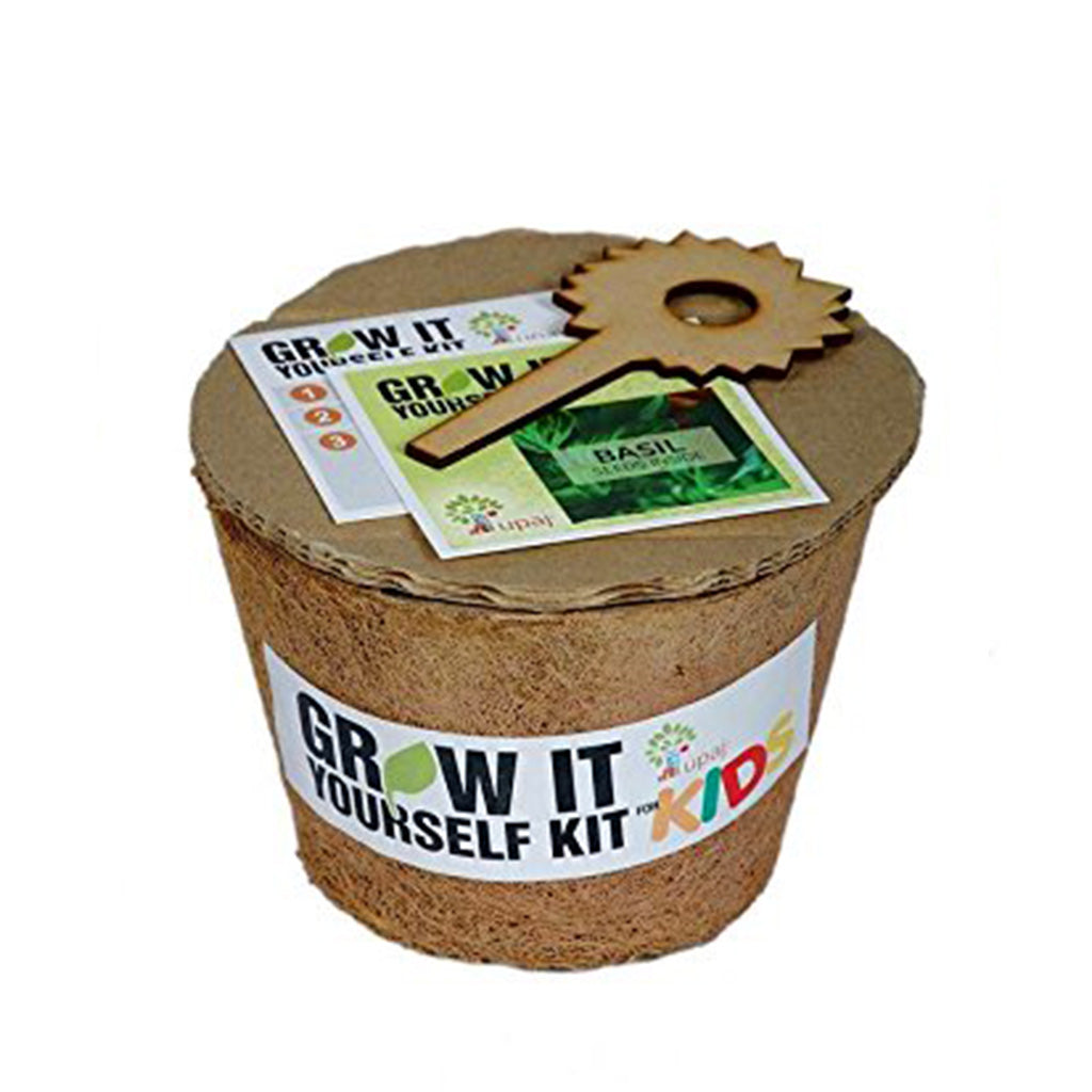 Ready To Grow Kits - Basil (Large)