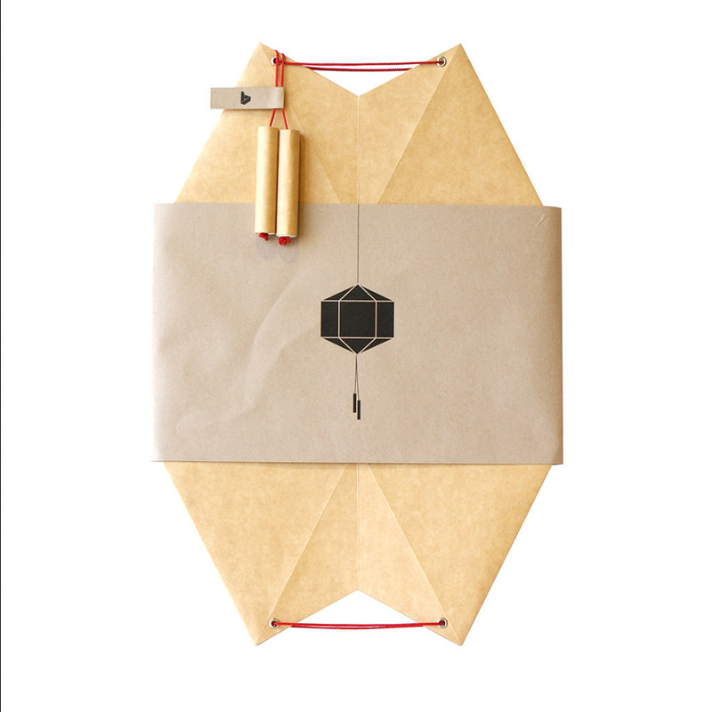 Brown Paper Lantern Decor myBageecha - myBageecha