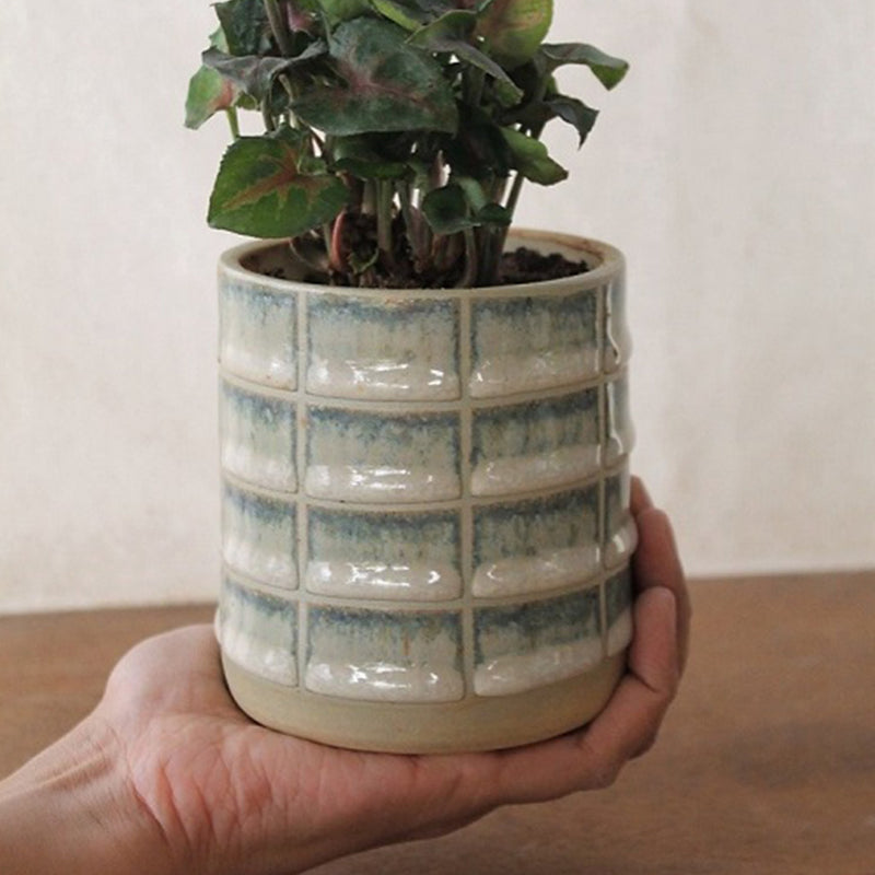 Cascade Ceramic Pot