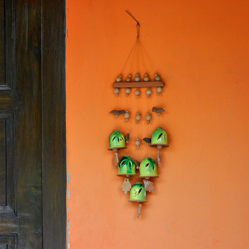 Ceramic Wind Chime Decor myBageecha - myBageecha