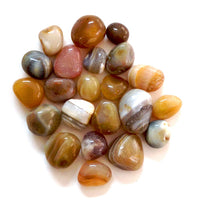 Golden Banded Onyx Pebble Decor myBageecha - myBageecha