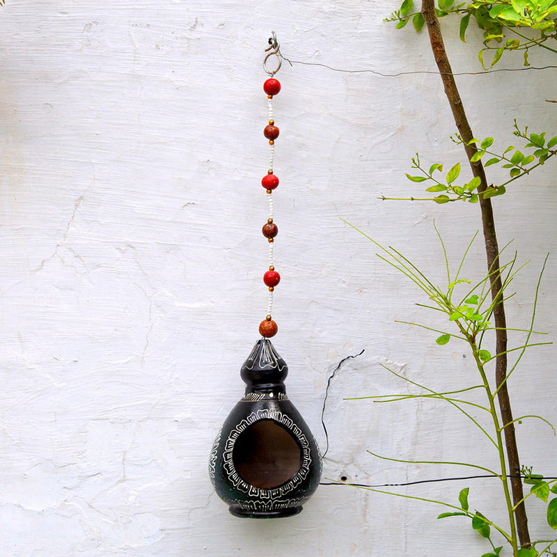 Decorative Terracotta Lamp Holder Decor myBageecha - myBageecha