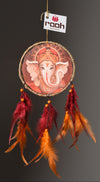 Dream Catcher  Canvas Ganesha