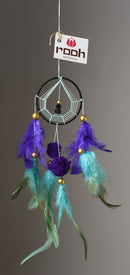 Dream Catcher  Pom Pom Car Hanging