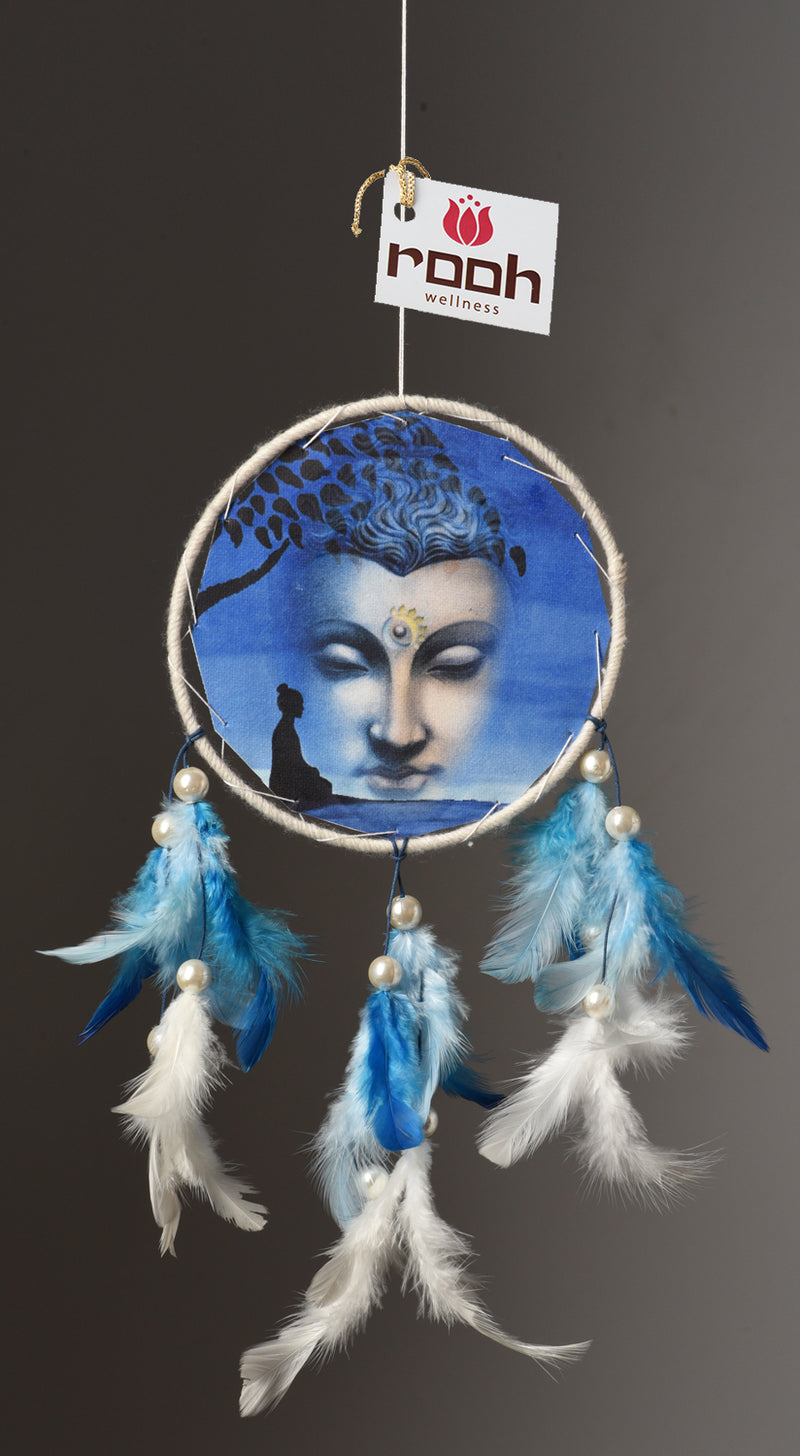 Dream Catcher  Canvas Buddha Chandradhyanam