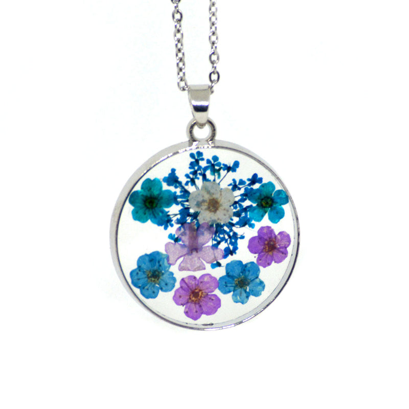 Jovial Blues Necklace