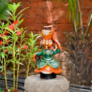 Terracotta Lady With Pot Decor myBageecha - myBageecha