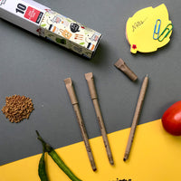 Magicseeds Plantable Pens (Pack of 10)