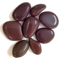 River Brown - Polished Pebble Decor myBageecha - myBageecha