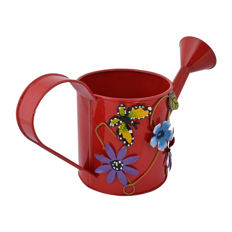 Small Decorative Red Watering Can Garden Essentials myBageecha - myBageecha