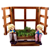 Hanging Window Planter Garden Essentials myBageecha - myBageecha