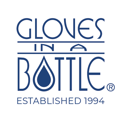 Gloves In A Bottle Logo
