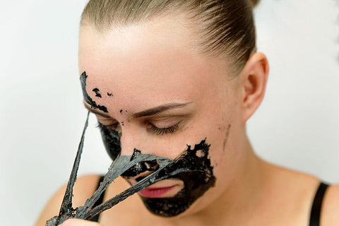 charcoal facemask