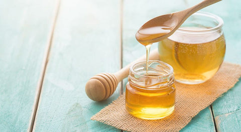 honey eczema at home remedy