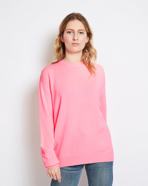 pull bettina rose fluo