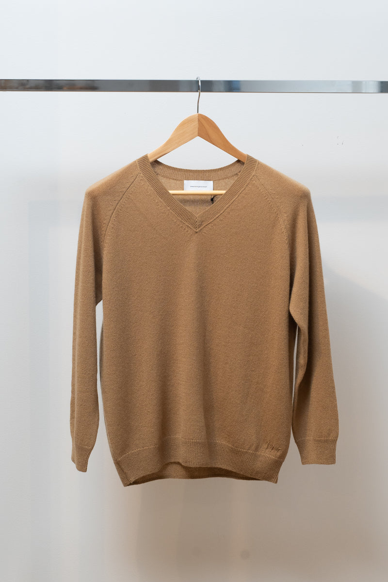 pull cachemire superlight catherine camel