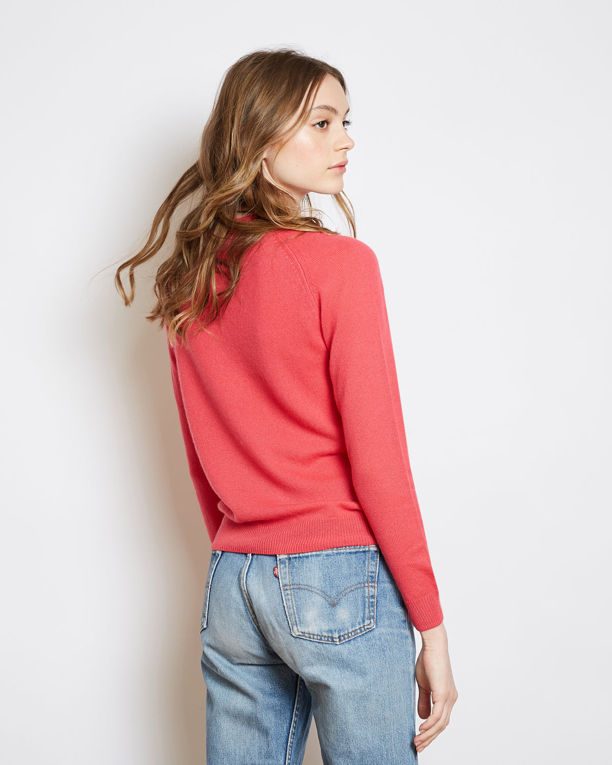 pull cachemire superlight mila blush