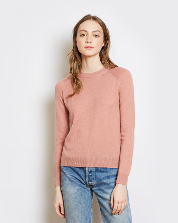 superlight cashmere sweater mila pink