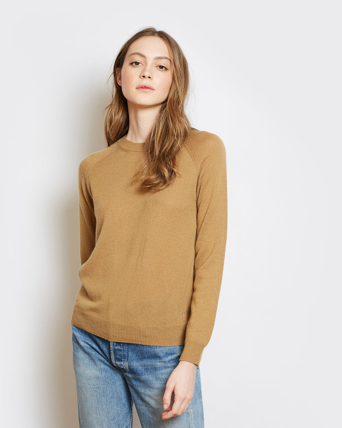 cashmere superlight mila camel