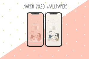 March 2020 Wallpapers