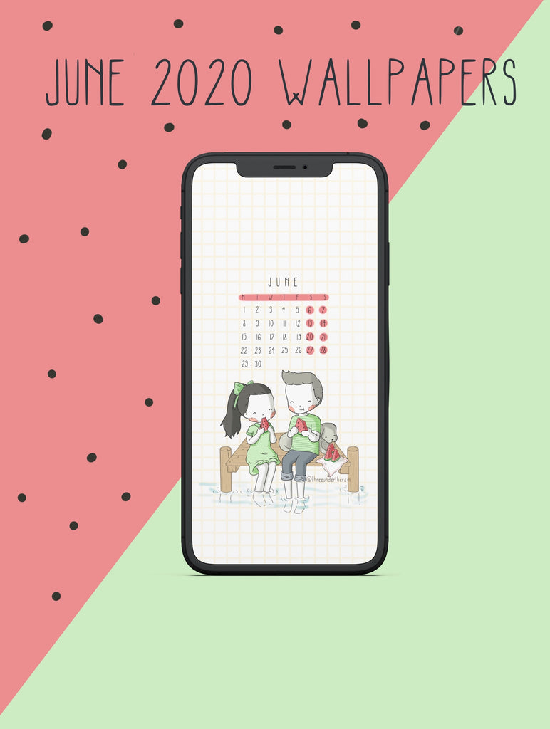 June 2020 Wallpapers