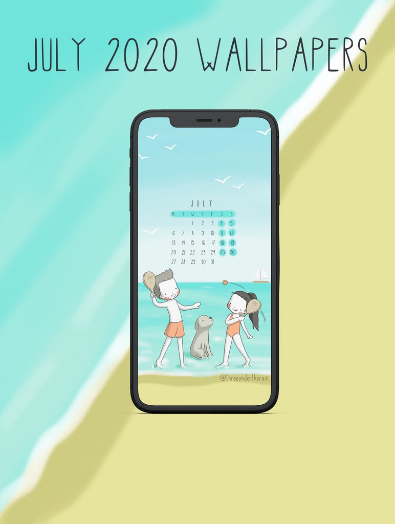 July 2020 Wallpapers