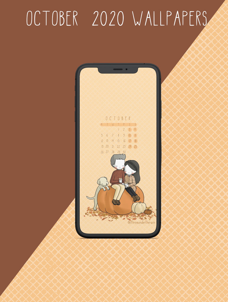 October 2020 Wallpapers